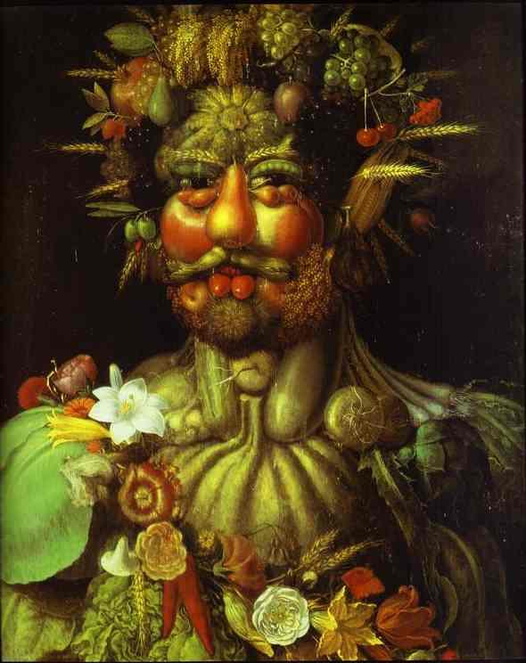 Fruit man#